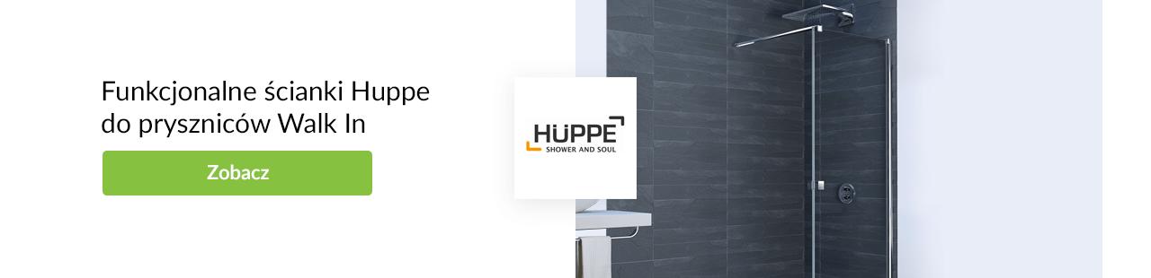 Huppe ścianki prysznicowe w in360.pl