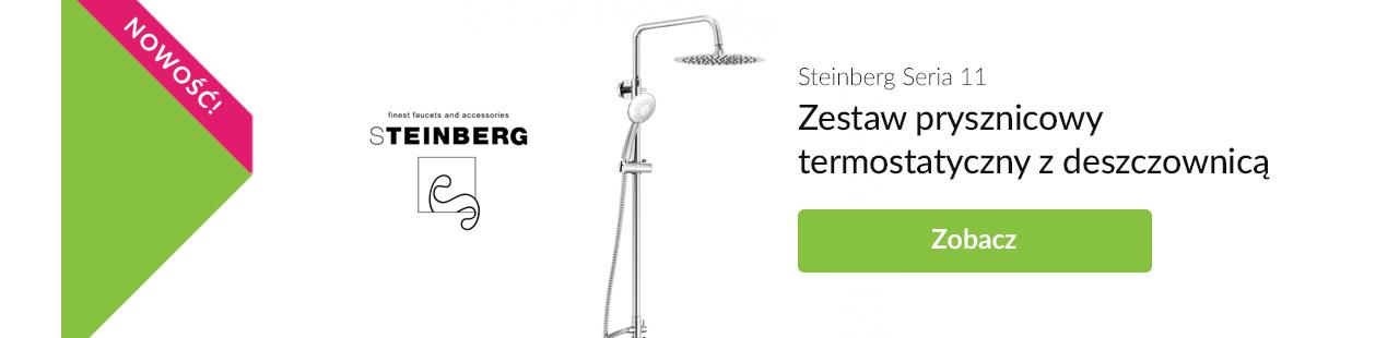 zestaw prysznicowy steinberg promocja