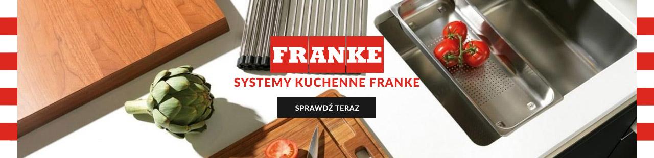 Systemy kuchenne Franke