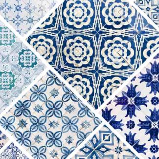 Dekory i mozaiki