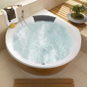 Villeroy & Boch Luxxus wanna z hydro Airpool Comfort Star White - 580652_O1