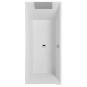 Villeroy & Boch Squaro wanna z hydro Airpool Entry White - 580867_O1