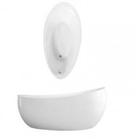Villeroy & Boch Aveo wanna z hydro Airpool Entry White - 580827_O1