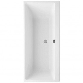 Villeroy & Boch Subway wanna z hydro Combipool Entry White - 582159_O1