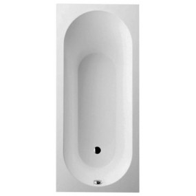 Villeroy & Boch Oberon wanna z hydro Hydropoll Entry Star White - 582294_O1