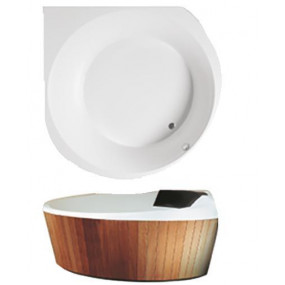 Villeroy & Boch Luxxus wanna z hydro Special Combipool Invisible White - 581433_O1