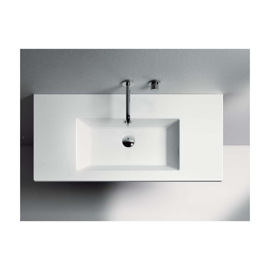 Catalano Star Umywalka wisząca 105x48 biała - 459532_A2