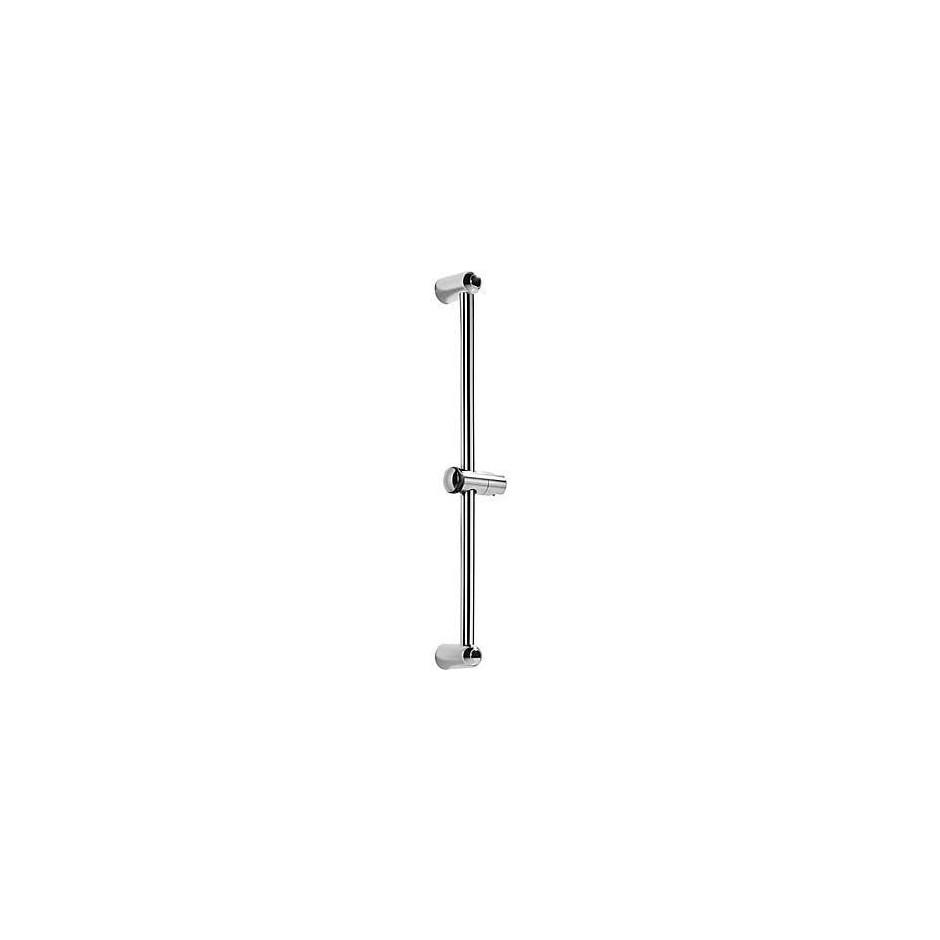 Tres Eco-Tres drążek prysznicowy niklowany O25mm 614mm chrom - 4777_O1