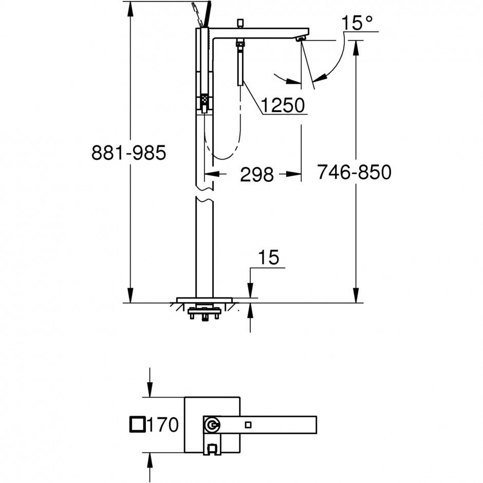 Grohe - 23667000 - 687131_T1