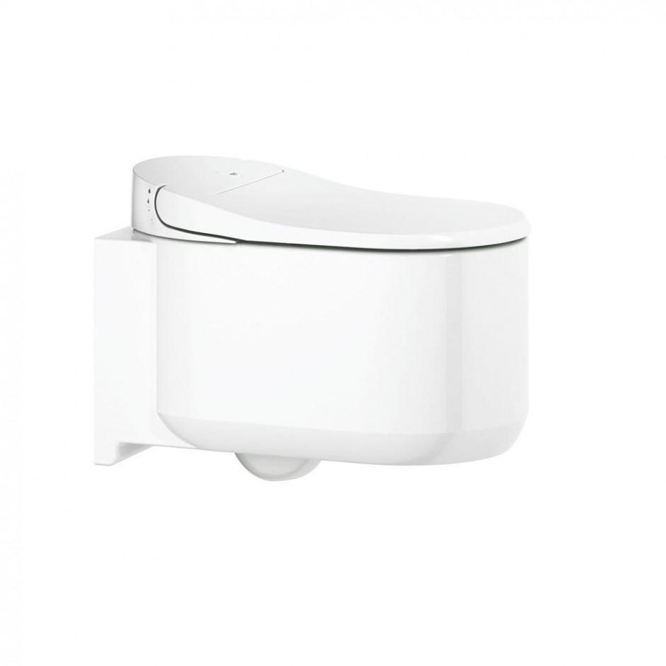 GROHE Sensia Arena Miska WC + deska myjąca urzżdzenie do higieny intymnej biały - 687167_O1