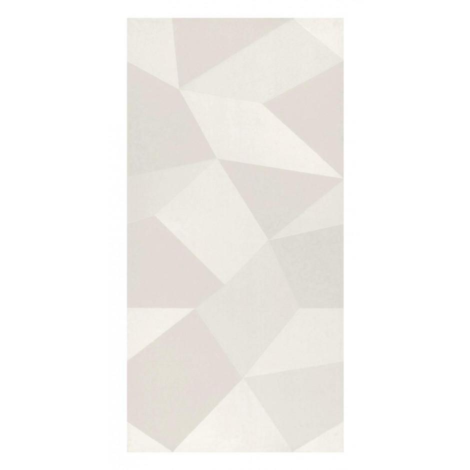 Villeroy & Boch BiancoNero Płytka ceramiczna dekor błyszcząca 10x60 biała