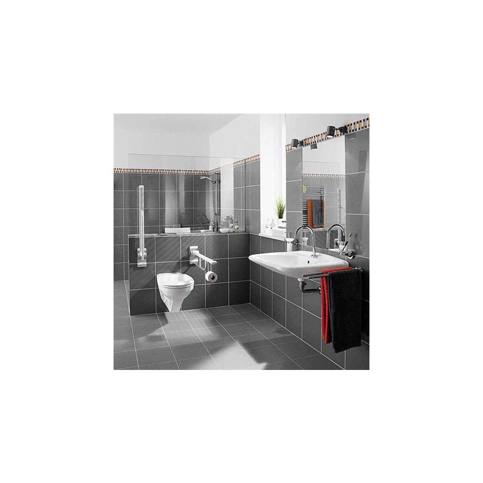 Villeroy & Boch Architectura vita, Umywalka vita, 650 x 550 mm, Weiss Alpin - 10374_O2