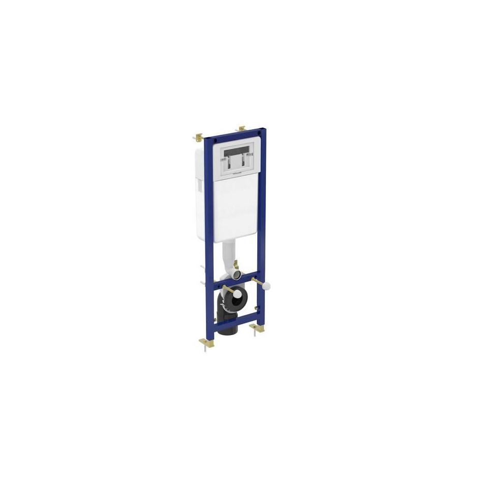Ideal Standard stelaż podtynkowy do misek wiszących szerokość tylko 35cm