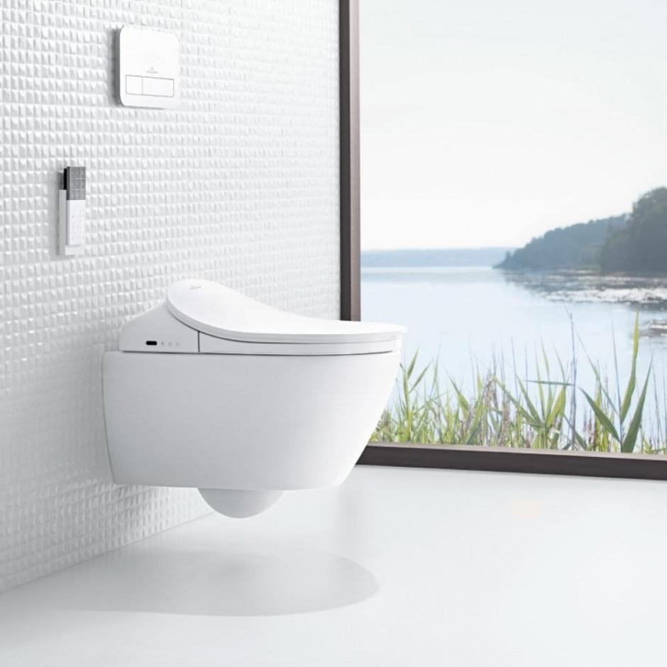 Villeroy & Boch Subway 2.0 ViClean miska WC wisząca bezrantowa, DirectFlush 56x37 Weiss Alpin Ceramicplus - 528266_O1