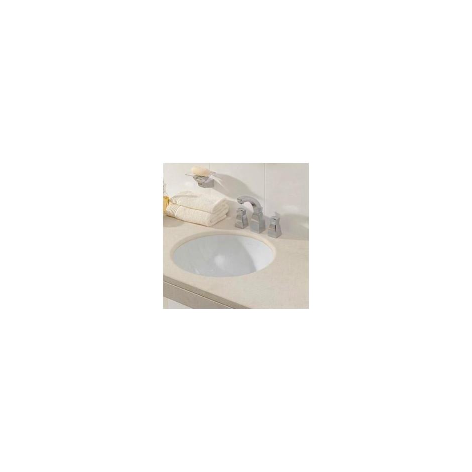 Villeroy & Boch Loop & Friends umywalka podblatowa, 380 mm srednicy, Star White Ceramicplus - 9249_O2