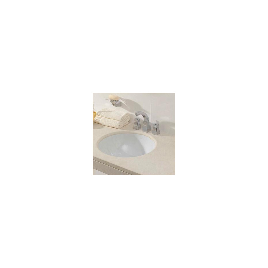 Villeroy & Boch Loop & Friends umywalka podblatowa, 280 mm srednicy, Star White Ceramicplus - 9279_O2