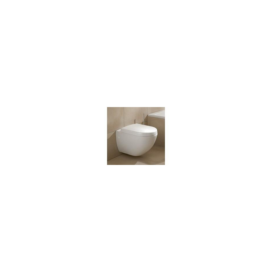 Villeroy & Boch Subway miska WC wisząca z pólka, 370 x 560 mm, Weiss Alpin - 12540_A1