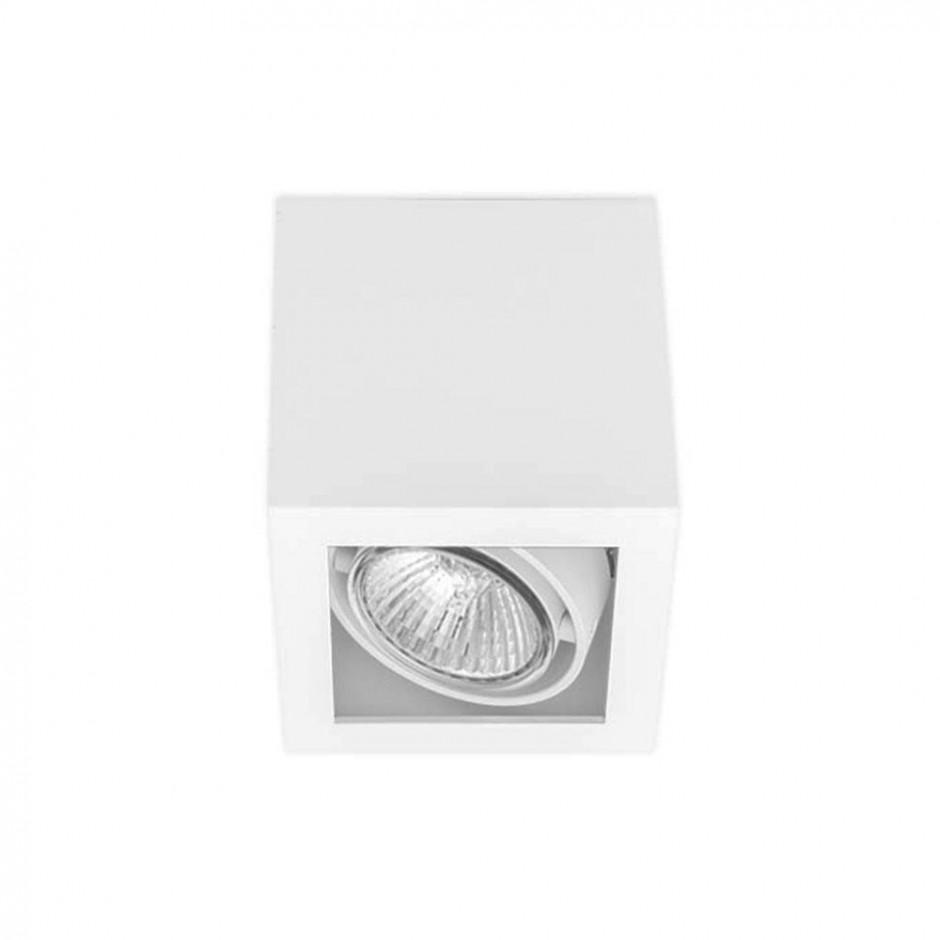 SternLight BASICSTERN SURFACE 1xGU10, oprawa natynkowa, kolor biały