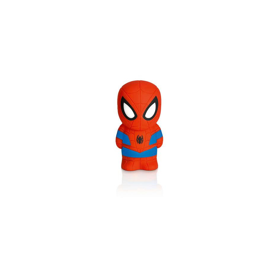 Philips Disney Spider-Man lampka nocna niebieski LED - 573557_O1