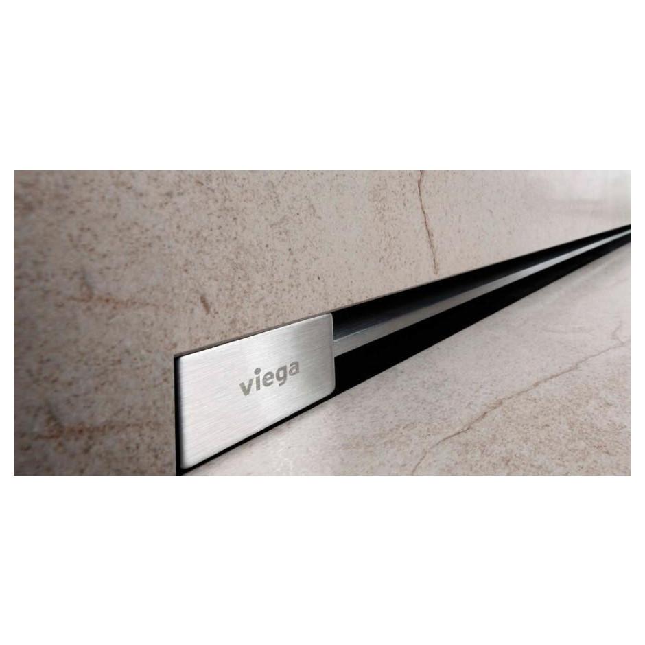 Viega Advantix Vario Kompletny odpływ ścienny (korpus + ruszt) (736552+736576)