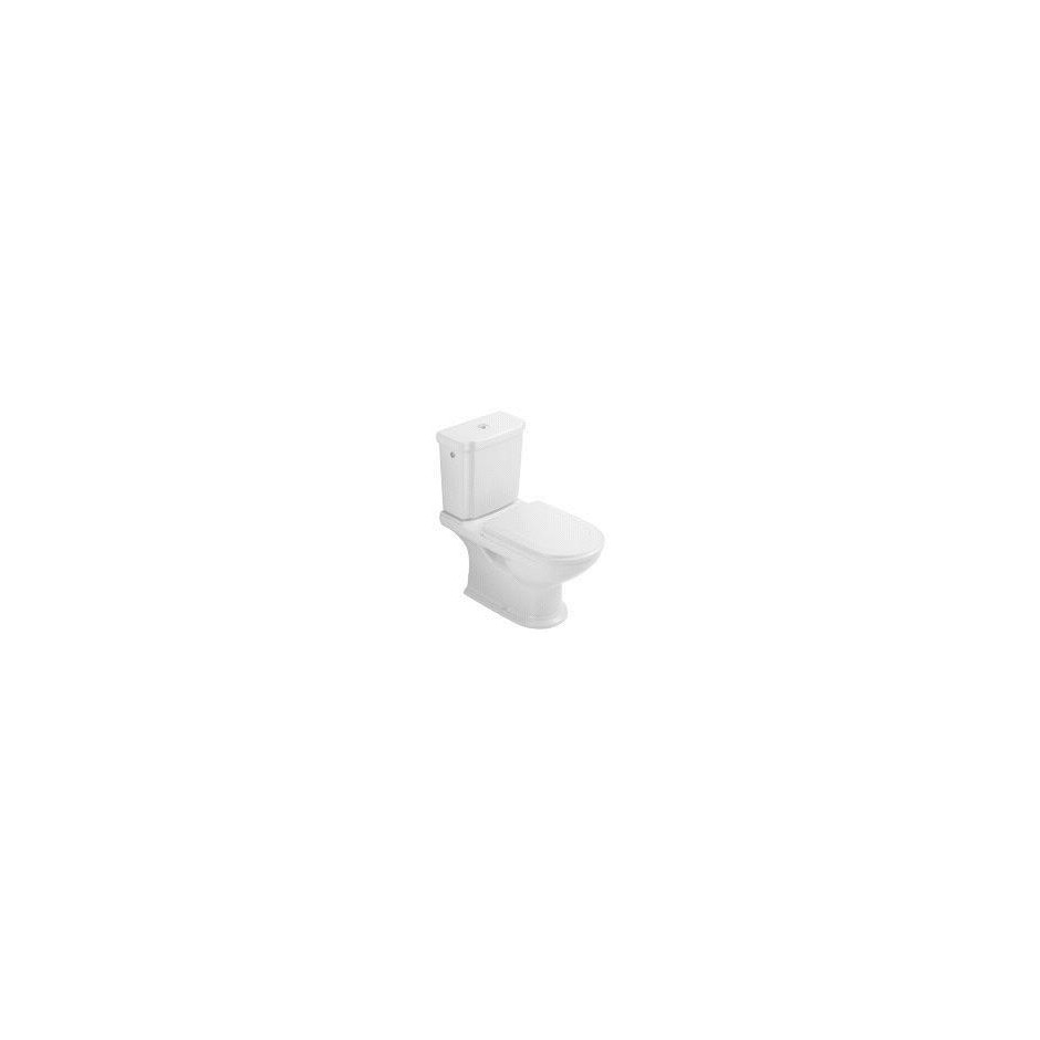 Villeroy & Boch Hommage spłuczka, doplyw z boku albo z tylu, Star White Ceramicplus - 8776_O1