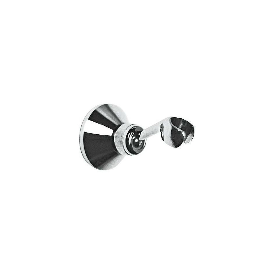 Tres uchwyt na słuchawkę ścienny regulowany chrom - 4853_O1
