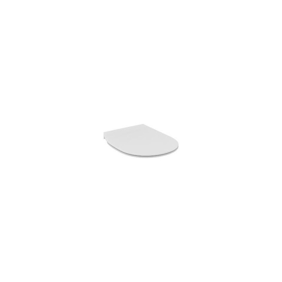 Ideal Standard Connect deska sedesowa WC wolnoopadająca cienka biała - 473169_O1