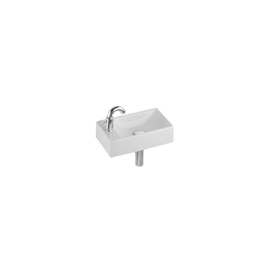 Koło Quattro umywalka 40 cm lewa z/o REFLEX - 5701_O1