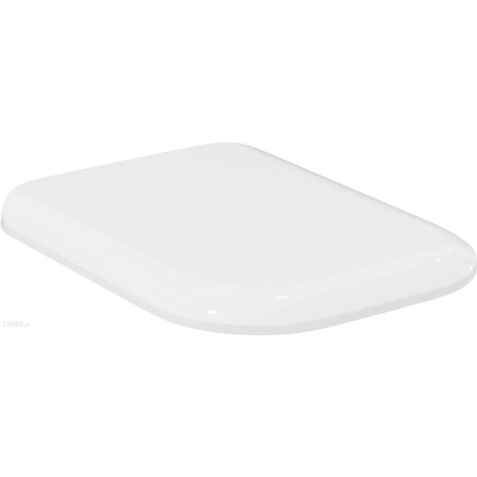 Ideal Standard Tonic II deska sedesowa WC wolnoopadająca biała - 576444_O1