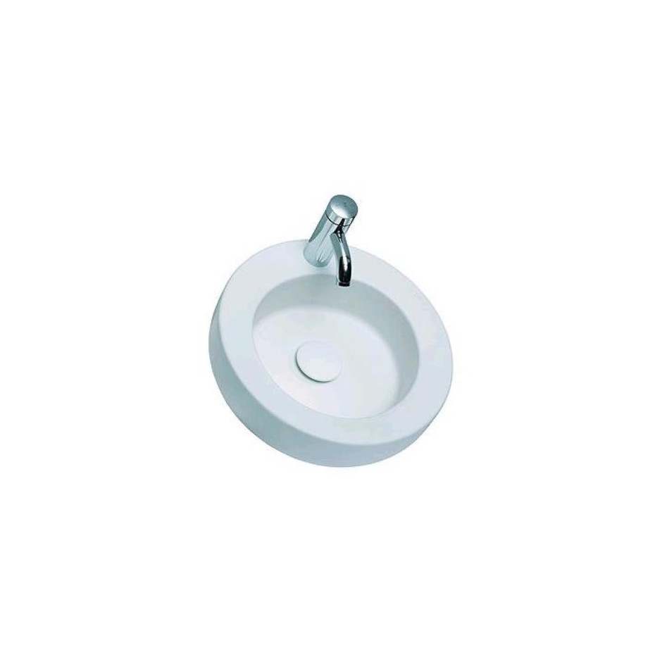 Koło Coctail umywalka okrągła stawiana na blat 45cm Reflex - 6685_O1