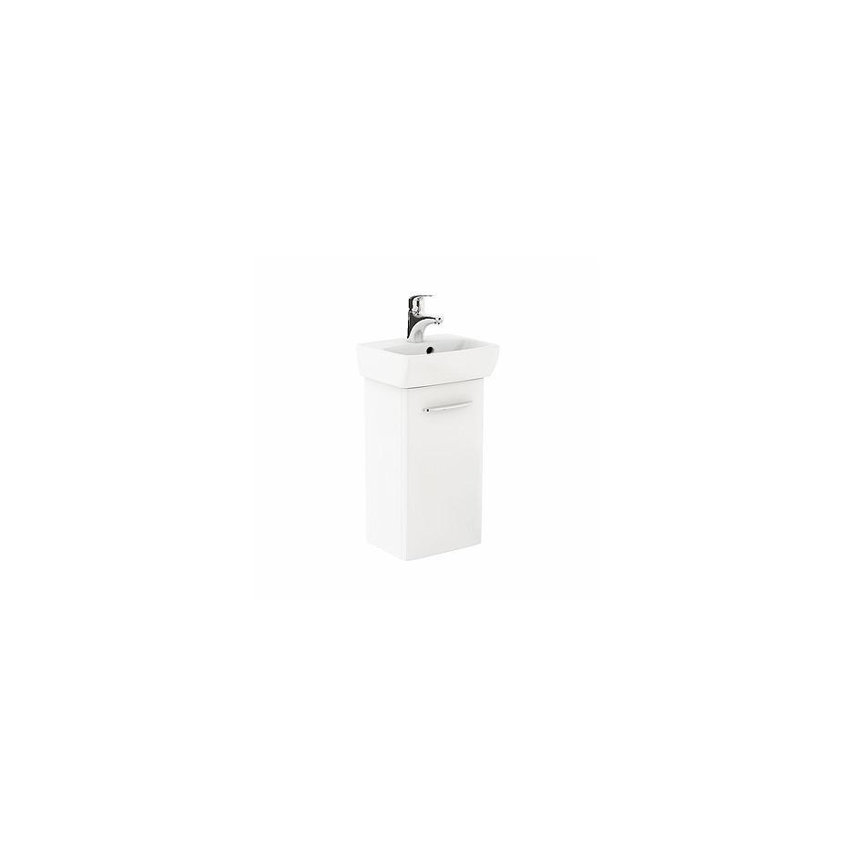 Koło Nova Pro umywalka 36cm z szafką biały połysk - 573174_O1