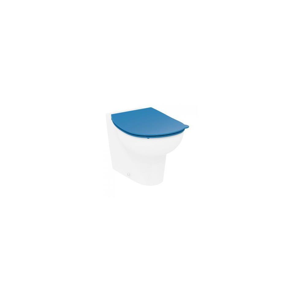 Ideal Standard Contour 21 deska sedesowa WC niebieski - 576796_O1