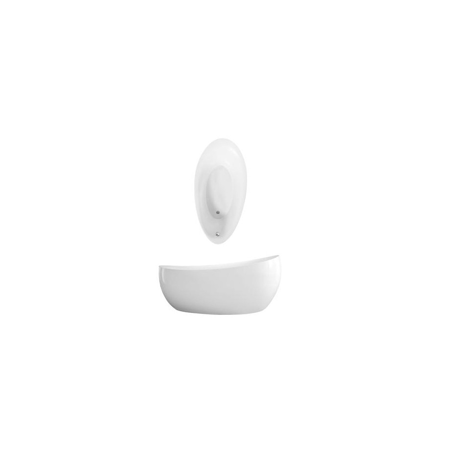 Villeroy & Boch Aveo wanna z hydro Airpool Comfort Star White - 580969_O1