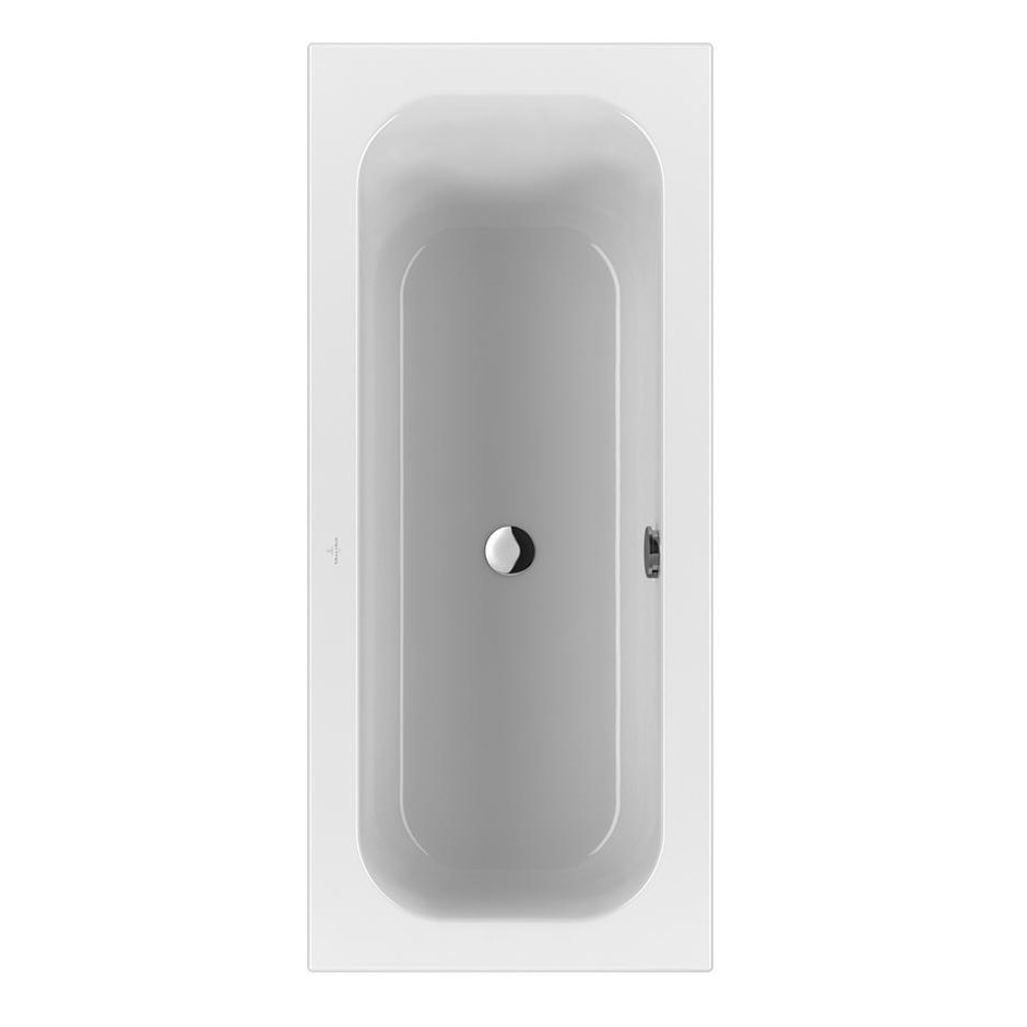 Villeroy & Boch Loop & Friends wanna z hydro Airpool Entry Star White - 580938_O1
