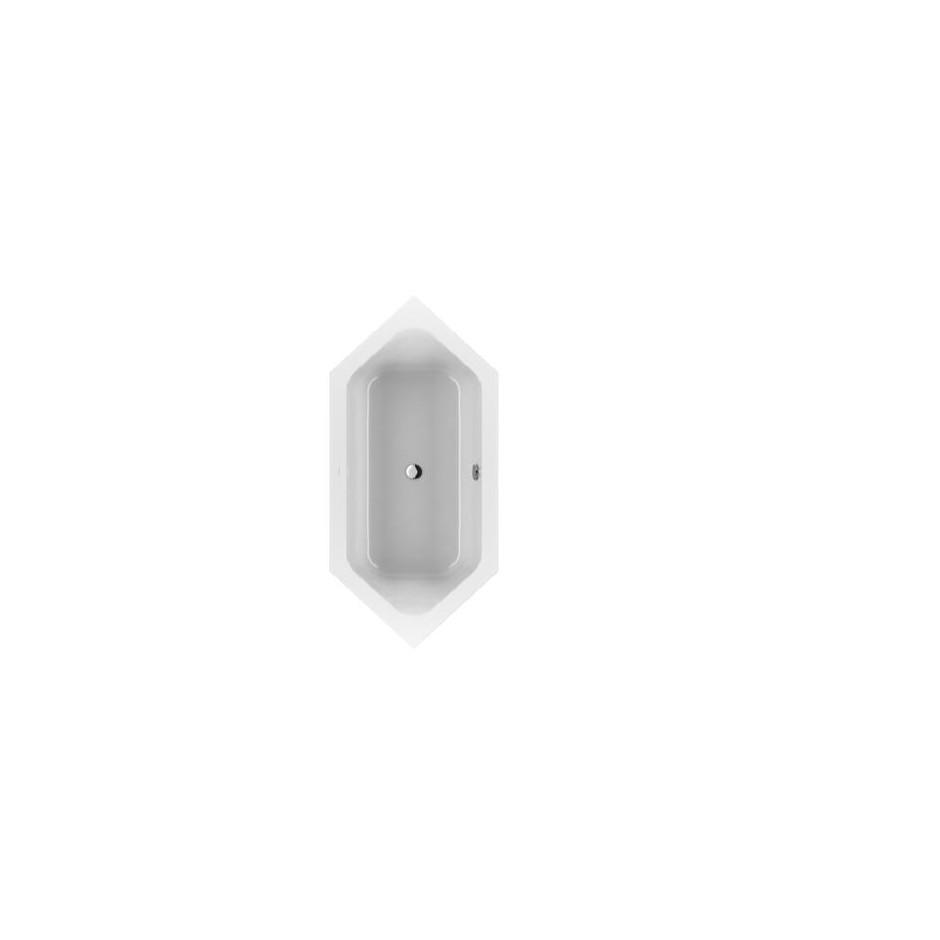 Villeroy & Boch Architectura wanna Loop & Friends Duo, o prostokątnej formie wewnętrznej - 578141_O1