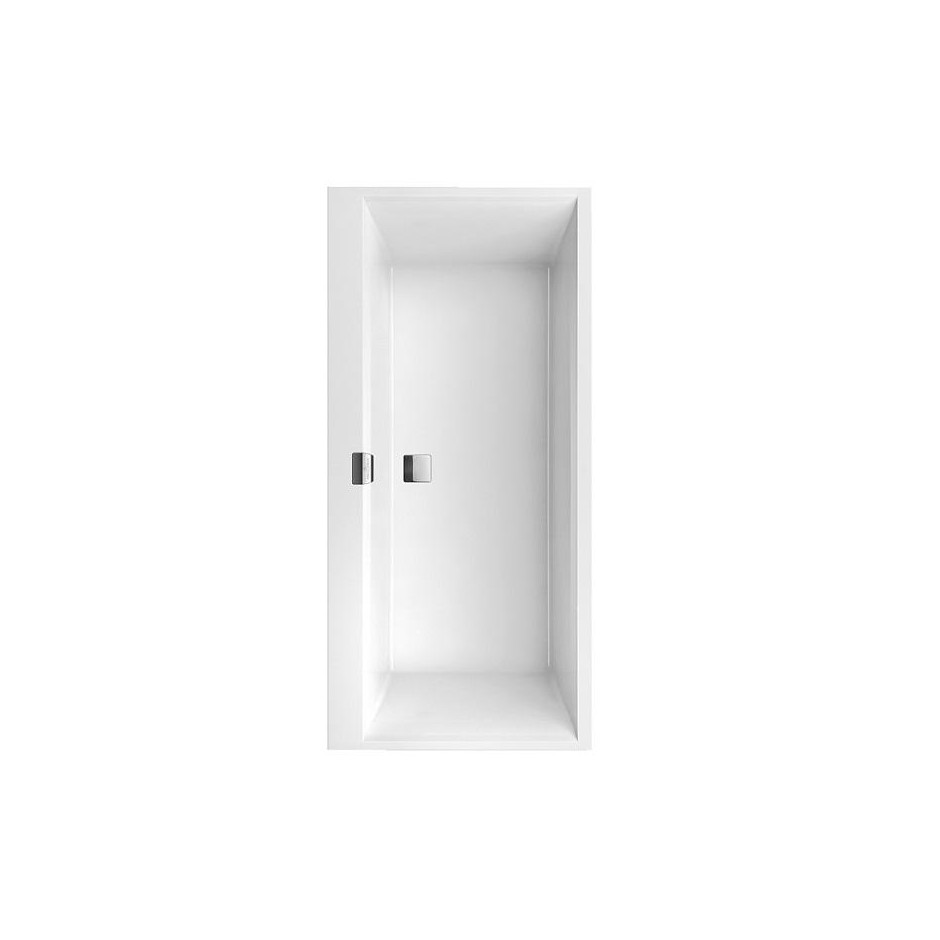 Villeroy & Boch Squaro Edge 12 wanna, 170 x 75, Star white - 472604_O1