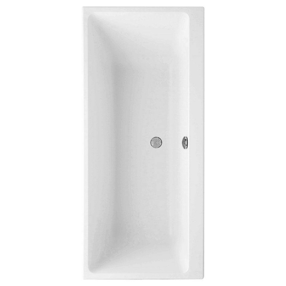 Villeroy & Boch Subway wanna z hydro Combipool Entry White - 581704_O1