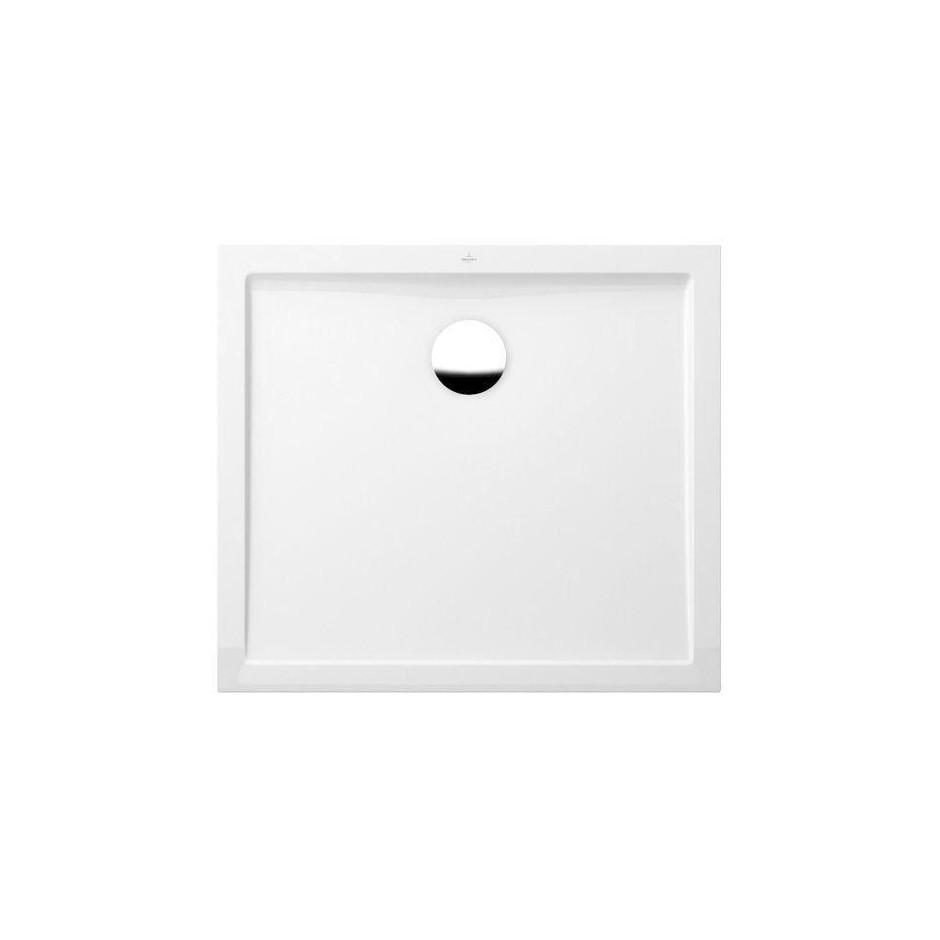 Villeroy & Boch Futurion Flat brodzik 900 x 900 x 17 mm star white - 578936_O1