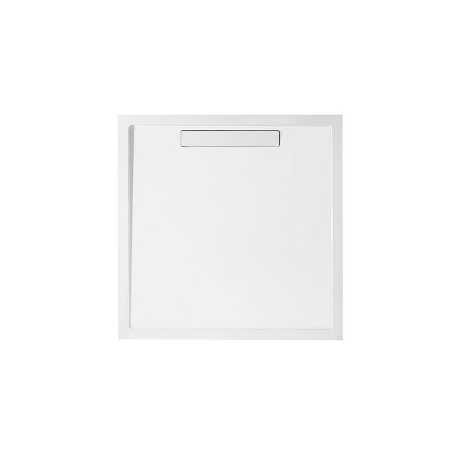 Villeroy & Boch Squaro brodzik 1000 x 1000 x 18 mm star white - 578950_O1