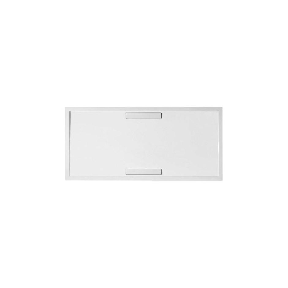 Villeroy & Boch Squaro brodzik 1400 x 900 x 18 mm star white - 578958_O1