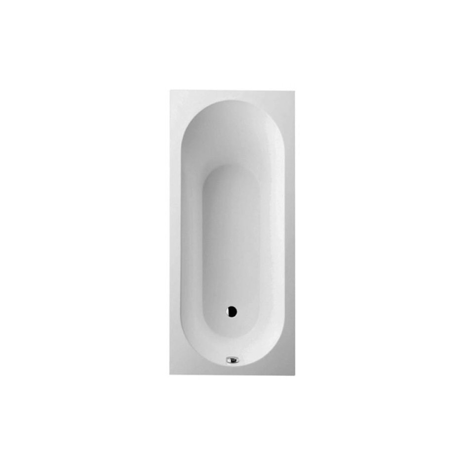 Villeroy & Boch Oberon wanna z hydro Hydropoll Entry Star White - 581286_O1