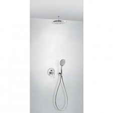Tres K-Tres kompletny zestaw prysznicowy podtynkowy deszczownica średnica225mm chrom - 720747_O1