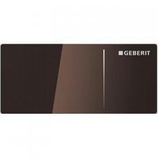 Geberit Sigma70 Przycisk uruchamiający, 12cm, zdalny, umbra - 553919_O1