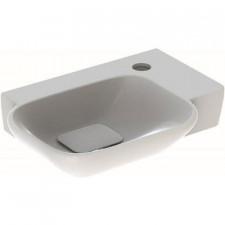 Geberit myDay umywalka 40 x 28 cm prawa bez przelewu KeraTect - 596465_O1