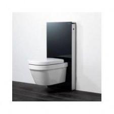 Geberit Monolith moduł sanitarnydo bidetu, H101, czarny - 599178_O1
