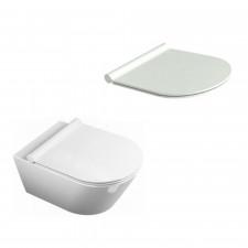 Catalano Zero zestaw miska WC wisząca 55cm ze śrubami mocującymi i deską wolnoopadającą (1VS55N00 +5SCSTP00) - 467034_O1