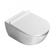 Catalano Sfera Miska WC wisząca 50x35 +śruby mocujące (5KFST00) biała - 459523_O1