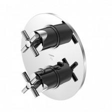 Steinberg Seria 250 bateria prysznicowa podtynkowa termostat chrom - 550832_O1