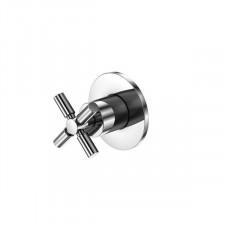 Steinberg Seria 250 zawór odcinający podtynkowy do ciepłej wody kompletny chrom - 419455_O1