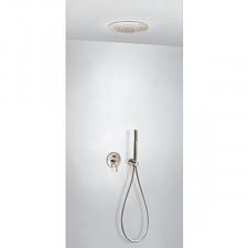 Tres Study Colors kompletny zestaw prysznicowy podtynkowy deszczownica średnica380mm stalowy - 740037_O1